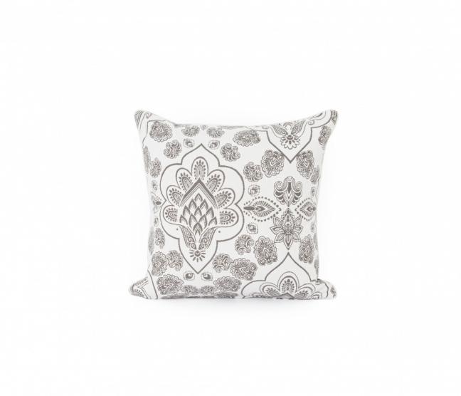 Henna Paisley Cushion