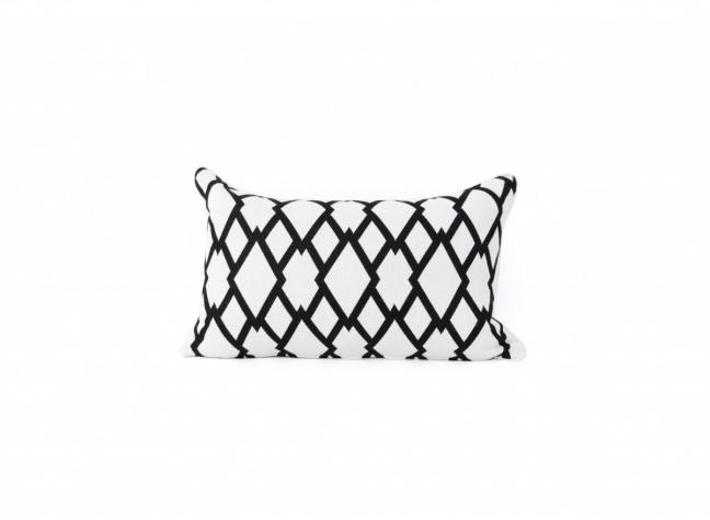 Fishnet Cushion
