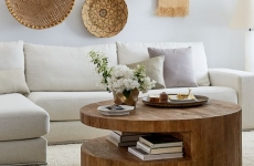 3Beaches Design Files | Dressing Up Your Coffee Table or Ottoman