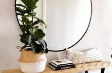 Think Outside The Square | Round Mirrors